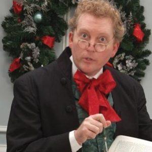 Tim Lowry Christmas Carol