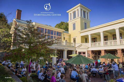 The Courtyard   International Storytelling Center (ISC)