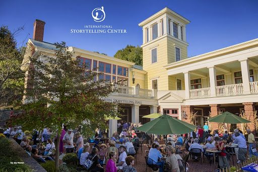 The Courtyard | International Storytelling Center (ISC)