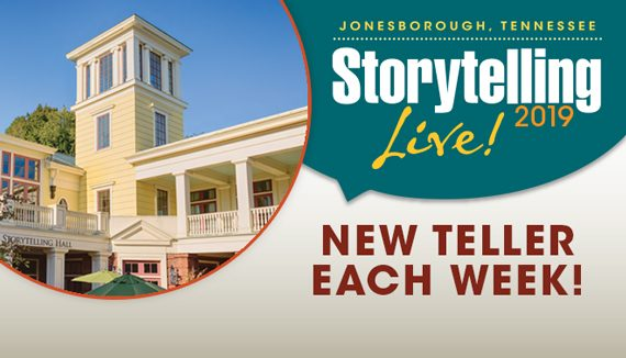 Storytelling Live | The International Storytelling Center