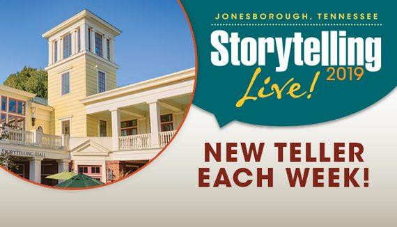 Storytelling Live | The International Storytelling Center