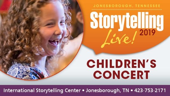 Concerts and Events | International Storytelling Center