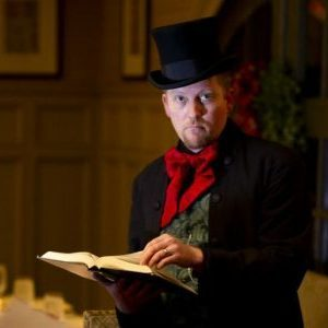 Tim Lowry – Charles Dickens' A Christmas Carol, Matinee Concert